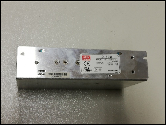 Mean Well Power Supply D-60A