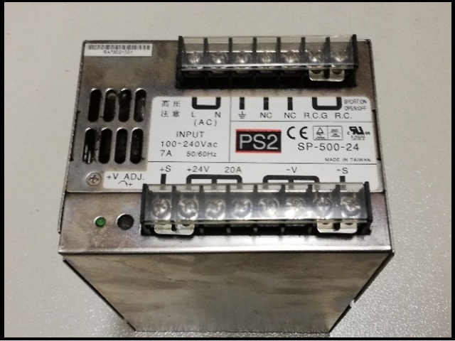 Mean Well Power Supply SP-500-24