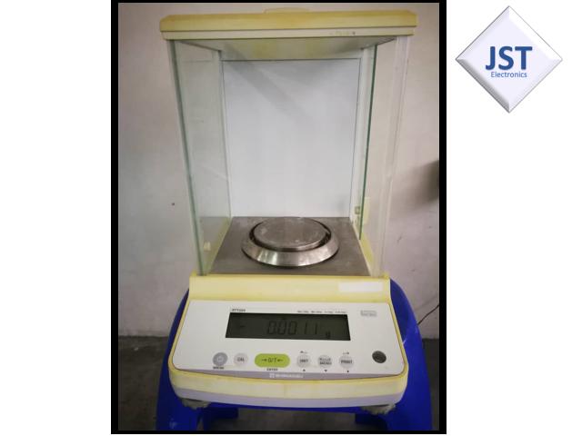 Weight Measurement Shidmadzu ATY224