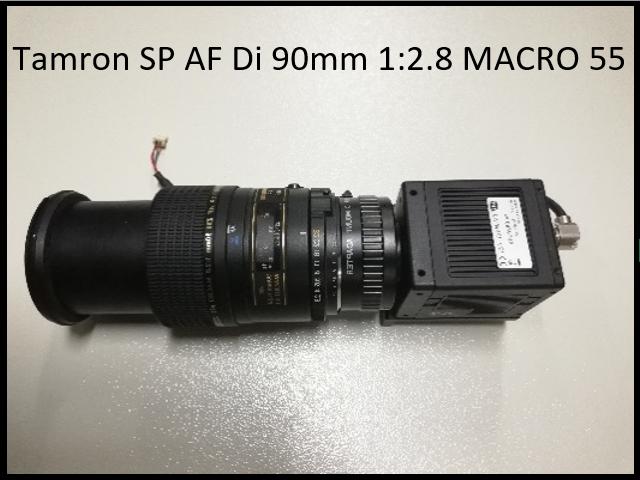 Tamron SP AF Di 90mm MACRO 55